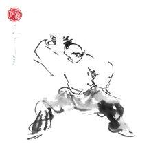 Tai Chi Chen style - Fist over Body (@ www.arttaichi.com)