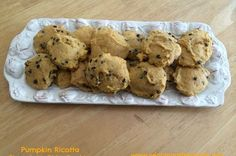 Pumpkin Ricotta Choclate Chip Cookies