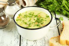 Potato and Spring Onion Soup Recipe
