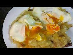 Patatas a lo pobre con huevos rotos en olla GM G Deluxe - YouTube