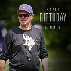 HBD, Coach Zimmer!