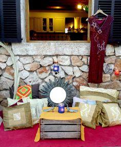 #indiandecoration #decoration #farolillos #decoraciónfiesta #india