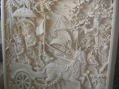 esculpido em pedra palimanan