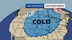U.S. weather outlook.