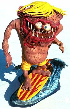 Ed Roth Surf Fink model series - had it