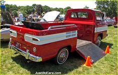 corvair pickup truck