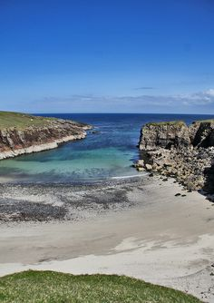Stoth Cove, Isle of Lewis, Outer Hebrides, Scotland