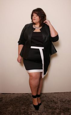 Life & Style of Jessica Kane { a body acceptance and plus size fashion blog }: shaking the funk