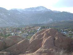 Colorado......Pikes Peak