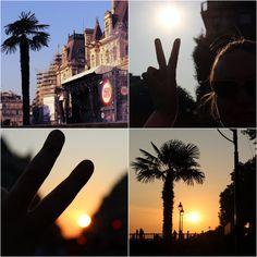 Seine, sun and a free festival!