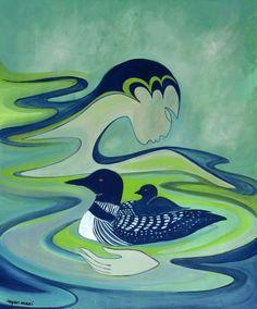 Spirit of the Woodlands - Maxine Noel
