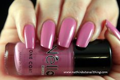 Nella Milano polishes from MoYou Nails
