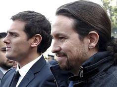 ¿A quién prefieres como vicepresidente: a Albert Rivera o a Pablo Iglesias?