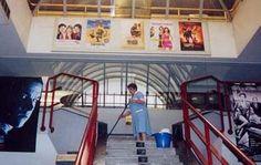 Limpieza de pasillos, escaleras
