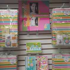 *New Goodies* Doodlebug Exclusive Bundle May: Spring Garden - So bright and delicious! Available in store and online #Scrapbookingmadesimple