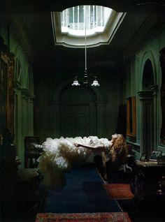 Tim Walker / Vogue Italia March 2011.