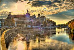 Schloss Neuburg, Neuburg an der Donau, Germany
