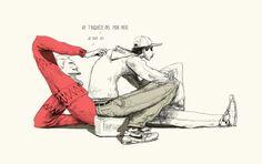 Illustrator Spotlight: Sander Van de Vijver - BOOOOOOOM! - CREATE * INSPIRE * COMMUNITY * ART * DESIGN * MUSIC * FILM * PHOTO * PROJECTS