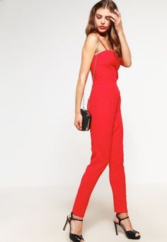 Salopeta dama rosie eleganta cu pantaloni conici Wal G, Jumpsuits For Women, Passion For Fashion, Casual, Outfits, Dresses, Vestidos, Suits, Dress