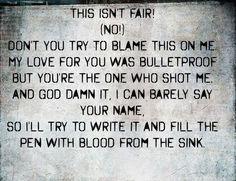 Pierce the Veil | Bulletproof Love lyrics