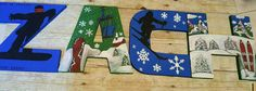 Check out this item in my Etsy shop https://www.etsy.com/ca/listing/290618999/skiing-and-snowboarding-themed