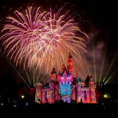 Pin for Later: 25 Photos That Prove Disneyland Fireworks Are the Most Breathtaking Sight Ever