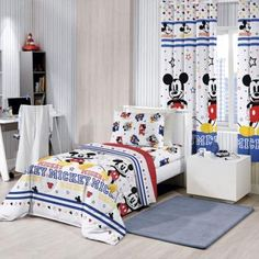 ad46b2e672 Edredom Solteiro Infantil Dupla Face Mickey Play Santista
