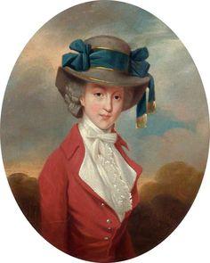 Madame de Pompadour (Miss Beloe by John Downman, later century) 18th Century Clothing, 18th Century Fashion, Historical Women, Historical Images, Portrait Art, Portraits, Riding Habit, 18th Century Costume, Art Uk