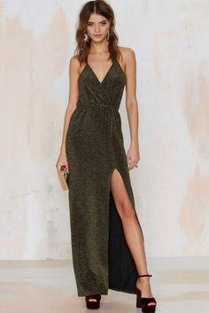 Till The Glitter End Maxi Dress - Newly Added | Dresses