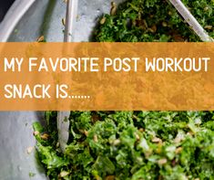 Kale Salad Recipes, Post Workout Snacks, Macros, Muscles, Protein, Herbs, Chicken, Guys, My Favorite Things