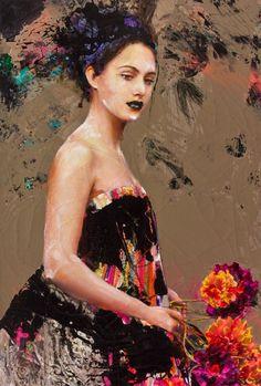 117 best images about Lita Cabellut on Pinterest ...