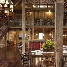 1000 images about pole barn house and garages on for Pole barn interior ideas