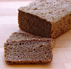 Danish Sour Dough Rye Bread - My Favourite Recipe-----This is the printed recipe! :)