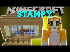 Minecraft: STAMPYLONGHEAD MOD (LOVELY HOUSE, IBALLISTICSQUID, & ROCKET!) Mod Showcase - YouTube