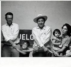 Dolores Huerta and other members of the United Farm Workers :: Latino Cultural Heritage Digital Archives, Julian Nava Collection