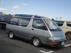 トヨタ タウンエース ワゴン/ Toyota Townace Wagon