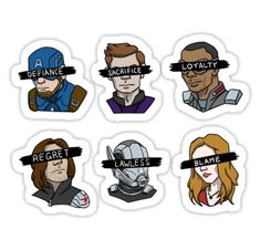 Buy 'RedactedThe Shields Sticker Set' by drawnbyfossil as a Sticker, Transparent Sticker, Glossy Sticker, or Acrylic Block Tumblr Stickers, Phone Stickers, Cool Stickers, Funny Stickers, Printable Stickers, Marvel Tumblr, Marvel Avengers Comics, Movie Co, Marvel Tattoos