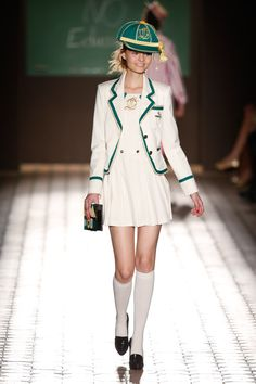 Olympia Le-Tan 2015SS コレクション Gallery29