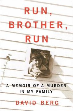 Tonight at Off Square Books, David Berg will be here signing copies of his book RUN, BROTHER, RUN, a story about the 1968 murder of his older brother by Charles Harrelson, a notorious hit man and father of actor Woody Harrelson, and the miscarriage of justice the surviving family found itself served.