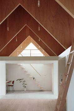 Koya No Sumika par mA style Architects - Journal du Design