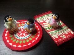 miniature rugs tutorial
