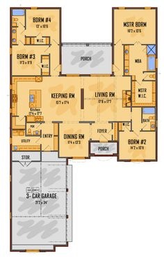 Henry approved #658269 - IDG21515 : House Plans, Floor Plans, Home Plans, Plan It at HousePlanIt.com