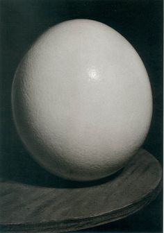 Man Ray  Oeuf Dautruche 1944  Category: Dada