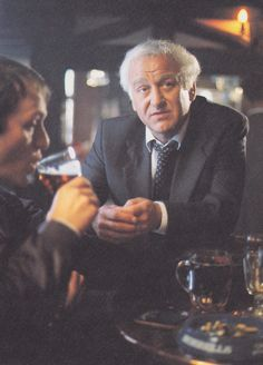BritishDetectives: Inspector Morse and his Sgt. Lewis
