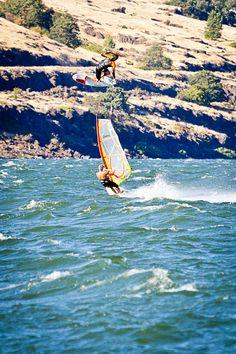 Windsurfing and Kite