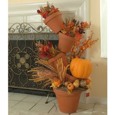 Flip Flop Flower Pot How clever! Stack your pots to save space—easier to water, too!