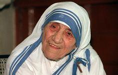 Mutter Teresa, Ikone des Guten Samariters http://www.focus.de/politik/ausland/papst/papst-erkennt-wunder-an-mutter-teresa-wird-heiliggesprochen_id_5163315.html