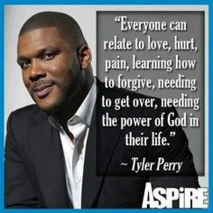 Discover and share Tyler Perry On Relationships Quotes. Explore our collection of motivational and famous quotes by authors you know and love. Tyler Perry Quotes, Tyler Perry Movies, Madea Quotes, Funny Quotes, Madea Humor, Quotable Quotes, Positive Quotes, Motivational Quotes, Inspirational Quotes