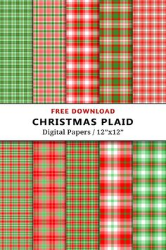 Download free digital paper of 300 dpi resolution for your #scrapbook #projects and other #Christmas #graphic #designs or #crafts.