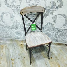 Cute Industrial Style Chair